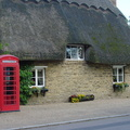 Grafton Underwood Cottage and Phone Booth