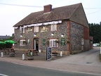 The Chequers Pub in Eriswell, Between RAF Mildenhall and RAF Lakenheath.