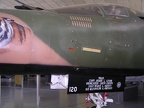 F-111E from the 20th TFW, RAF Upper Heyford now in the AAM at Duxford.JPG