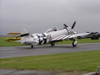 P-47 taxies out for airshow at Duxford.JPG