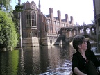 The Bridge of Sighs across the River Cam. Modeled after the one in Venice.JPG