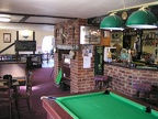 View past the bar and into the dining area in the Chequers.JPG