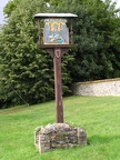 Icklingham village sign.JPG