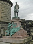 The Scottish American memorial in Edinburgh