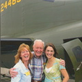 Bill Wilkens and his one true love - Sally B