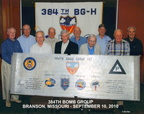 2010 384th Bomb Group, Branson, Missouri