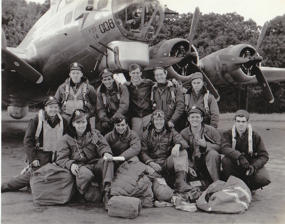 crew-17 Carnes Booska 14 oct 44