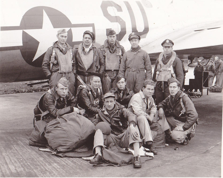 Wing  Lead Crew JUNE 16 1944
