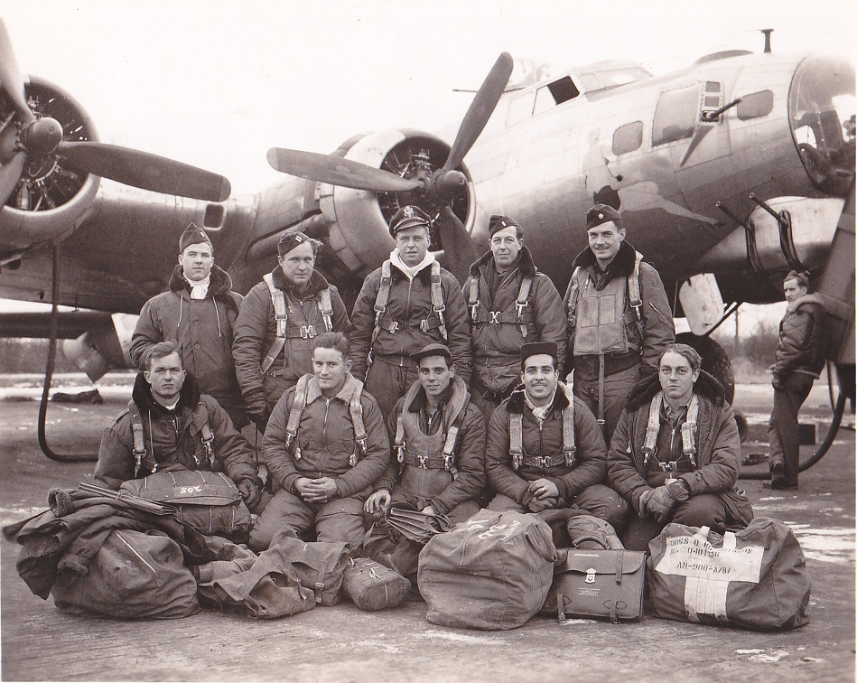 crew 22 Hutchinson Koch 5 jan 45
