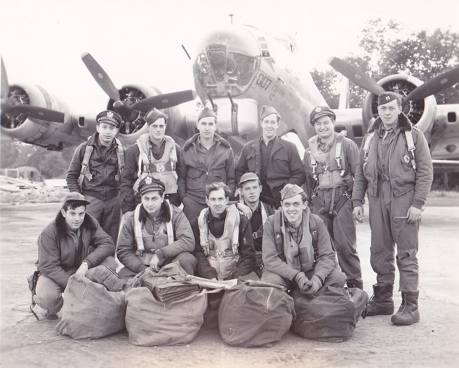crew 28 Sammons Bahten 26 sep 44