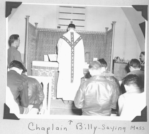 Chaplain Method Billy