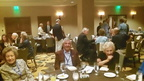 Len's table at the banquet