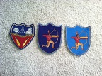 Assorted Felt Patches