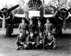 Unidentified B-17G and Crew-ff