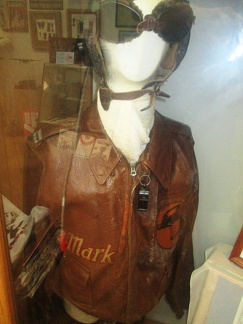 A-2 Jacket belonging to George Marquardt