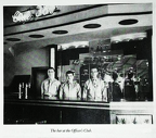 The Bar at the Officers Club