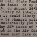 1944-07-20 LTR extract describing Hamilton promotion dates