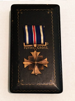 George Caster's Distinguished Flying Cross