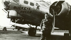 Buckeye Belle One of the Planes Leif R. Ostnes flew