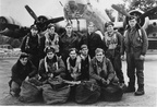 Screaming Eagle lead crew September 26, 1944 -- Osnabruck, Germany