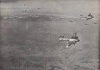 384th IN FLIGHT & B-24s.jpg