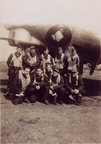 42-107058 BK*C, White Angel, Gowder Crew  22 April 1944