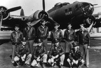 384th Bomb Group Crews - WWII