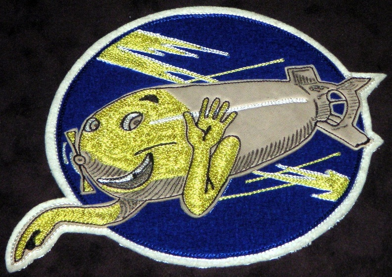 Genuine 544th Patch