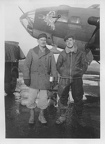 Left to right: Ernest Braswell and Richard Kottman, 546th BS.jpg