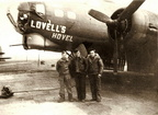 "B-17G 42-31926 JD*G, ""LOVELL'S HOVEL"""