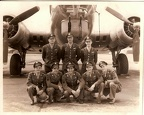 Glenn June crew x 001 unidentified B-17G
