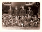 Sprague Crew, unidentified B-17F 544th