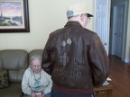 Bob's original A-2 Jacket, LITTLE JOE