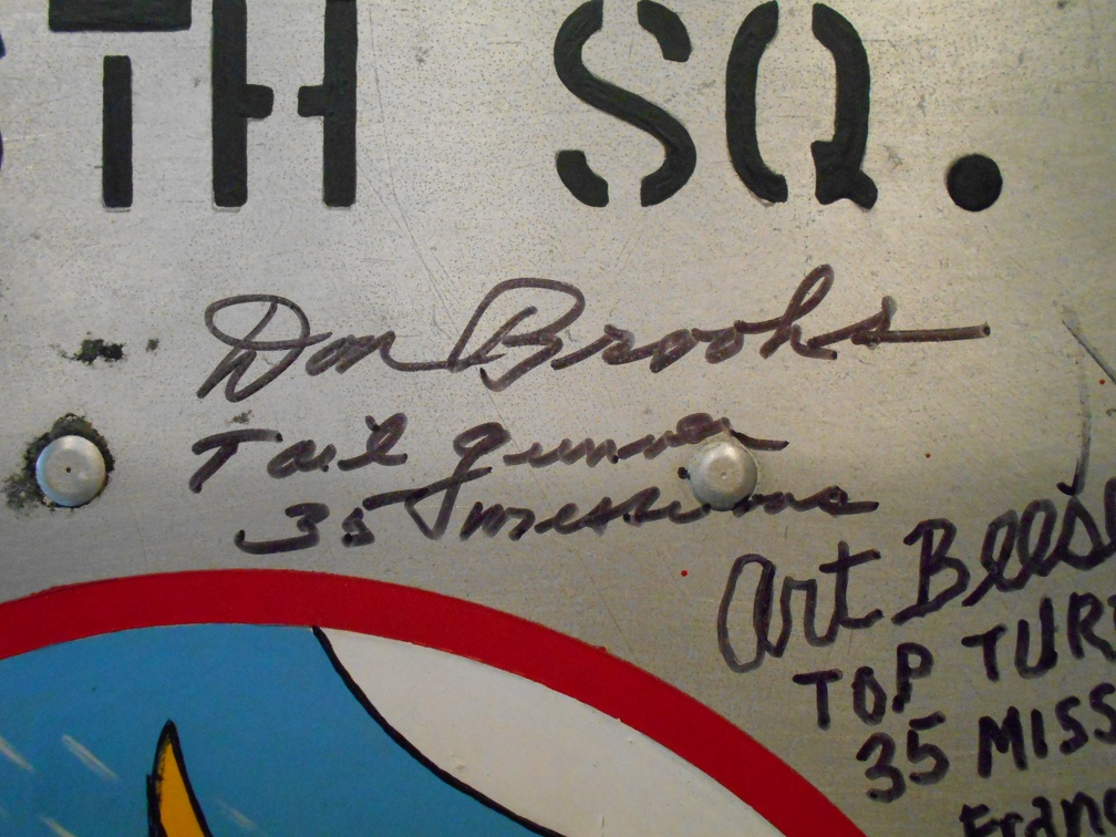Don Brooks' Signature