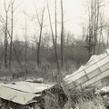Light Plane Wreckage