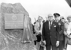 1977 Memorial Junket I - Dedication of the Original Monument