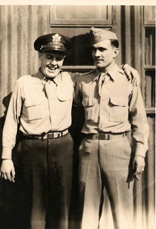Unknown officer and Samuel W. McNair