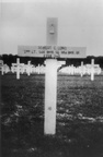 Robert C. Long Grave Marker in England