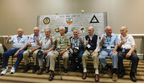 Eight 384th Veterans