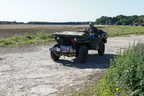 Smith Jeep for Airfield Tour