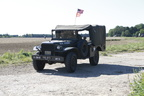 Dodge Weapons Carrier for Airfield Tour