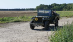 Cross Jeep For Airfield Tour